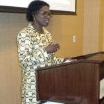 Professor Elavie Ndura