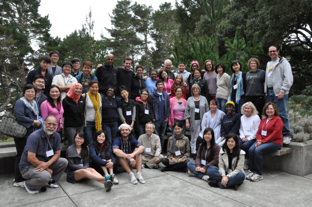 2013 Annual Retreat Group Photo