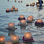 2013 Hawaii Lantern Floating Ceremony