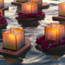 Hawaii Lantern Floating 2013 – A Reflection