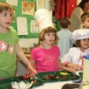 Pre-K Students' Paths to Peace! Blake School Students Serve Up Breakfast and Raise Funds for Kenya Girls' School