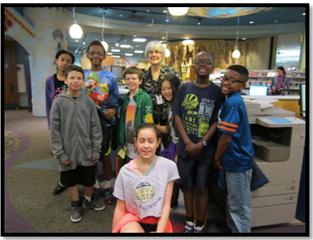 6th grade visits