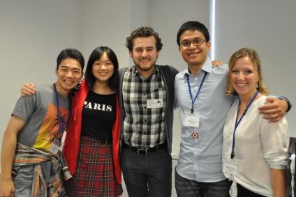 Lele Cafe Team at Project Tsubasa, September 2014