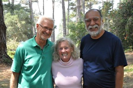 Leif, Nan and Steve